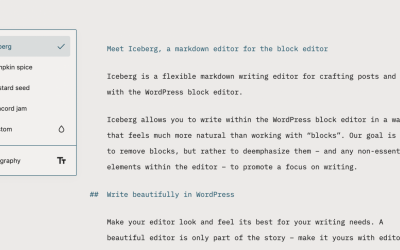 Why You Shouldn't be Writing in WordPress